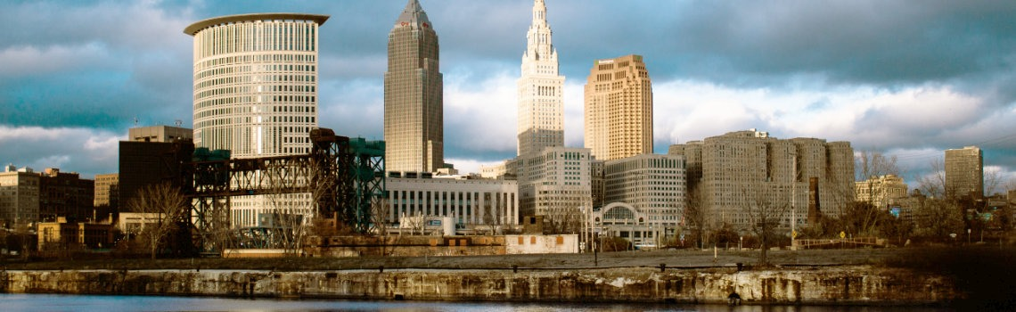 Skyline, Cleveland, United States
